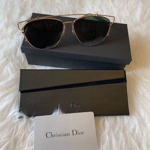 New Christian Dior Technologic black and gold